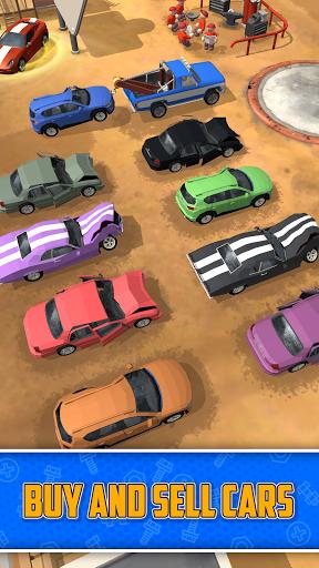 Scrapyard Tycoon Idle Game 0.11.1 screenshots 5