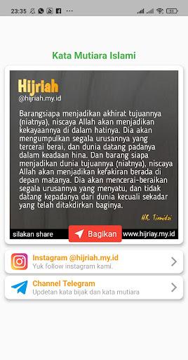 Kalender Hijriah -Puasa Sunnah android2mod screenshots 7