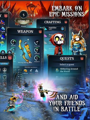 Otherworld Heroes  screenshots 9