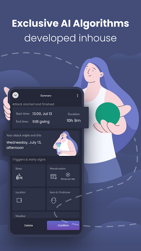 Migraine Buddy - The Migraine and Headache Tracker apktram screenshots 6