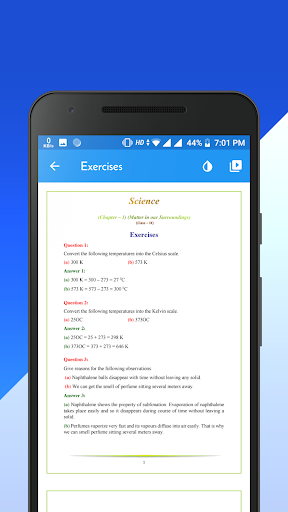 Class 9 NCERT Science Solution android2mod screenshots 3