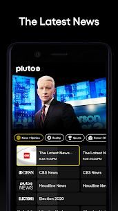 Pluto TV – Free Live TV and Movies 3