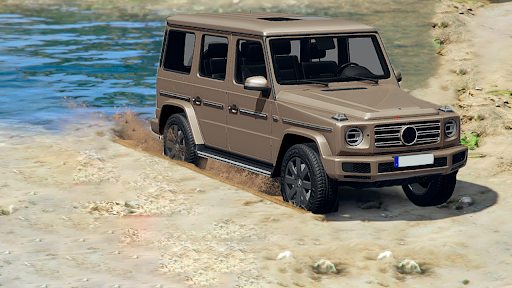 Offroad Car Driving 4x4 Jeep Car Racing Games 2021 2.1 screenshots 1