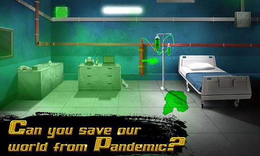 Escape Room Hidden Mystery - Pandemic Warrior 4.0 screenshots 1