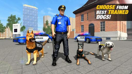 US Police Dog Subway Simulator Games–Crime Chase apklade screenshots 2