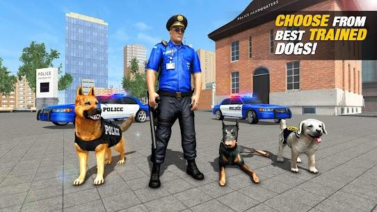US Police Dog Subway Simulator Games–Crime Chase 1