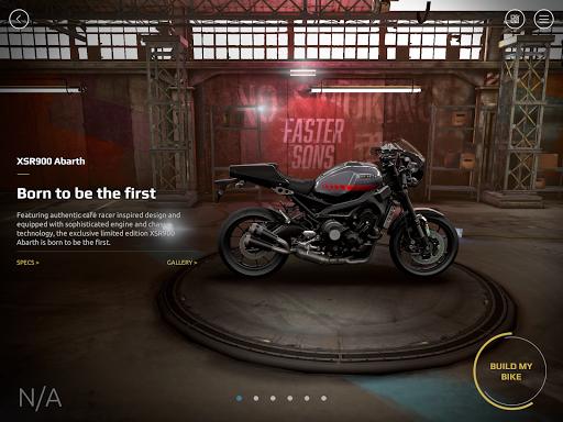 Yamaha MyGarage  Screenshots 12
