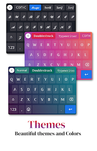 Fonts Aa – Fonts Keyboard, emoji & stylish text MOD APK 3