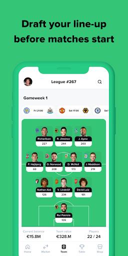 Bemanager - Be a Soccer Manager 2.69.0 screenshots 4