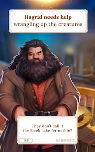 Harry Potter: Puzzles & Spells Mod Android 3