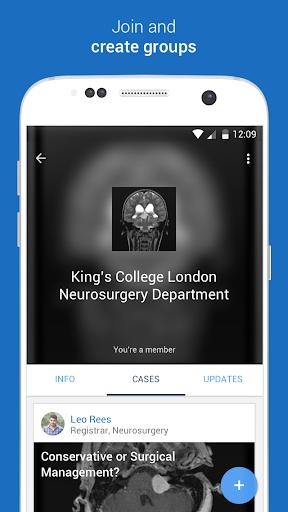 MedShr: Discuss Clinical Cases 15.7 Screenshots 3