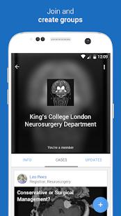 MedShr: Discuss Clinical Cases