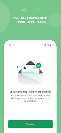 Mes Offres - Pu00f4le emploi apktram screenshots 3