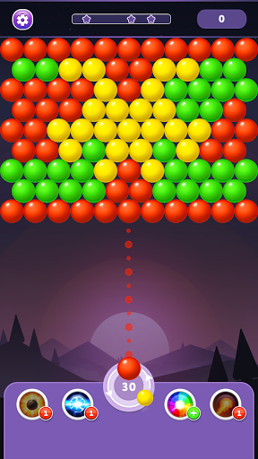 Bubble Shooter Rainbow - Shoot & Pop Puzzle 2.12 screenshots 5