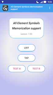 All Element Symbols Memorization For Pc | How To Install – Free Download Apk For Windows 1