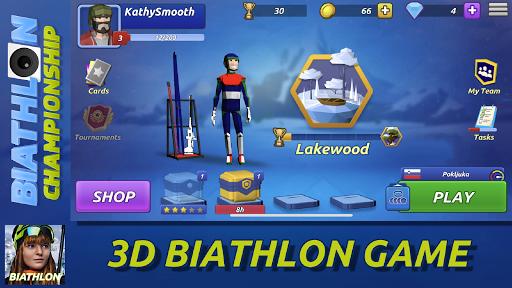 Biathlon Championship 1.2.2 screenshots 1