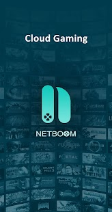 Netboom - 🎮Play PC games on Mobile Screenshot
