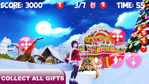 Super Gift Girl Adventure Game apktram screenshots 1