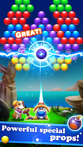 Bubble Shooter - Addictive Bubble Pop Puzzle Game apktram screenshots 10