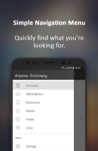 aviation dictionary screenshot 2
