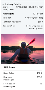 Guide Time: The mobile app for guided trips.