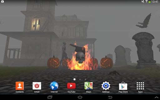 3D Halloween Live Wallpaper For PC Windows (7, 8, 10, 10X) & Mac Computer Image Number- 13