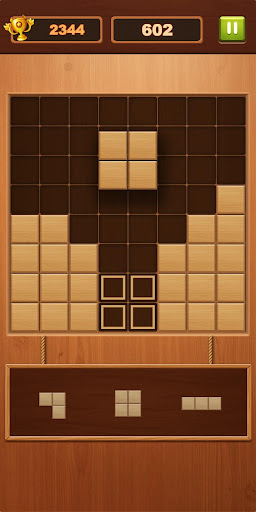 Wood Block Puzzle - Classic Puzzle Game 1.6 screenshots 4