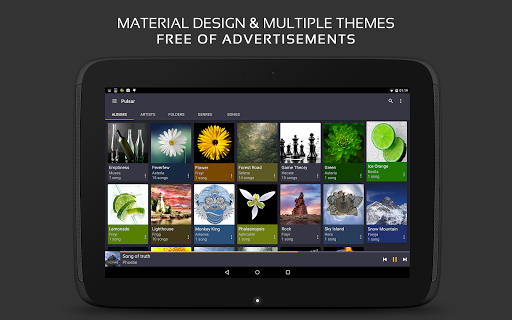 Pulsar Music Player - Mp3 Player, Audio Player 1.10.1 screenshots 9