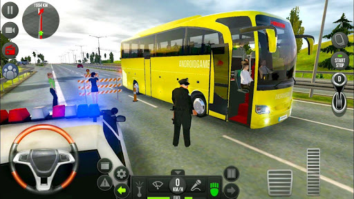 Public Coach Bus Driving Sim : New Bus Games 2020 1.0 screenshots 5