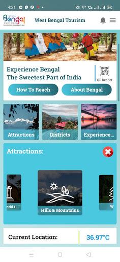 West Bengal Tourism apktram screenshots 7