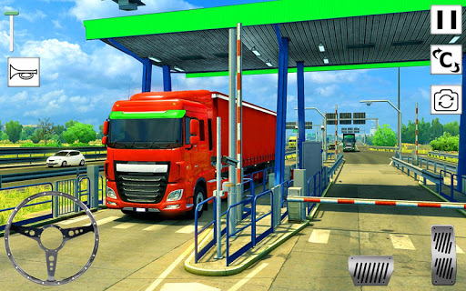 Euro Truck Driver 3D: Top Driving Game 2020 0.3 screenshots 8