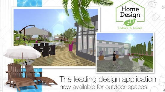 Home Design 3D Outdoor-Garden Screenshot