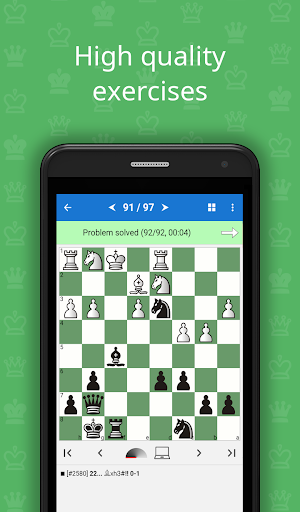 Mate in 1 (Chess Puzzles) 1.3.10 pic 1