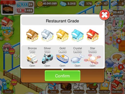 Hello Seafood 2 for Kakao modavailable screenshots 11