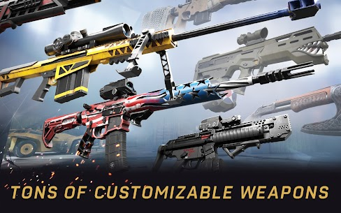 Warface: Global Operations – Shooting game (FPS) 3