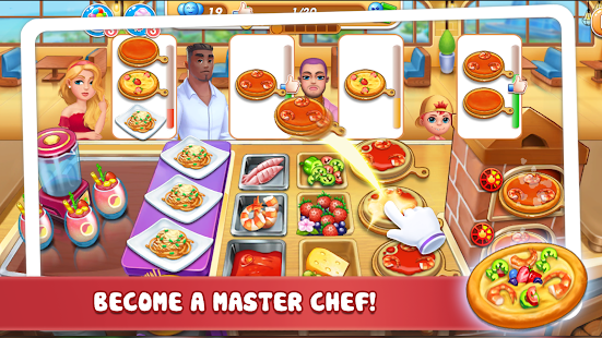 Cooking Life : Master Chef & Fever Cooking Game 9.6 screenshots 1