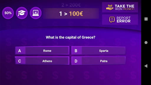 Trivia Quiz Get Rich - Fun Questions Game 3.47 screenshots 2