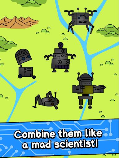 Robot Evolution - Clicker Game 1.0.3 screenshots 7