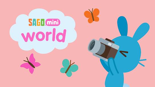 Sago Mini World Mod Apk: Kids Games (All Games Unlocked) 7
