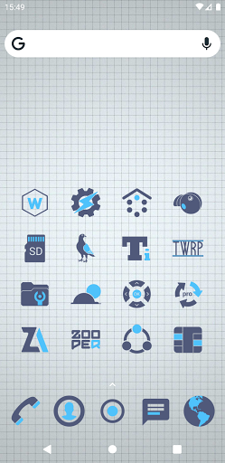 Download APK: Amons – Icon Pack v1.7.2 [Paid]
