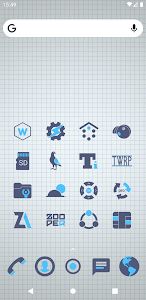 Amons icon pack 1.7.7 (Paid)