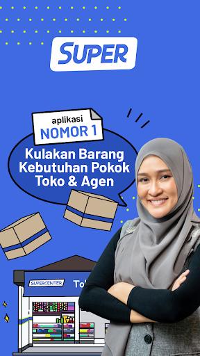 Aplikasi Super – Penyalur Sembako di Jawa Timur