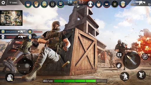 FPS Elite Strike - SWAT Gun Shooting Game 3D  screenshots 8