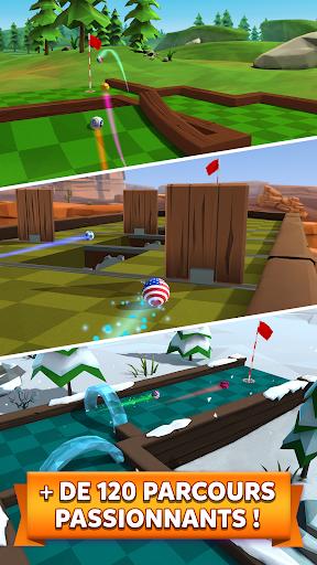 Code Triche Golf Battle - Jeu Multijoueur avec des amis! (Astuce) APK MOD screenshots 5