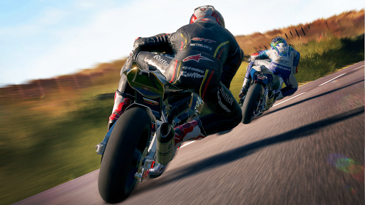 Turbo Bike Slame Race  screenshots 8