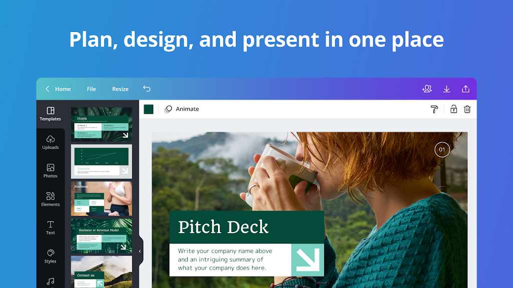 Canva: Graphic Design, Video Collage, Logo Maker poster 17