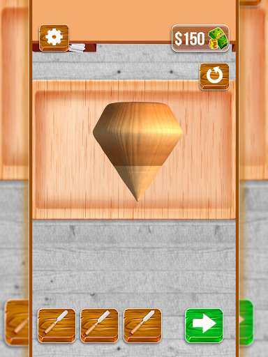 Wood Cutter - Wood Carving Simulator  screenshots 13