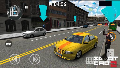 Sport Car : Pro drift - Drive simulator 2019  screenshots 5