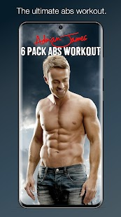 Adrian James 6 Pack Abs Workout Screenshot