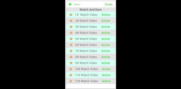 Watch Video Earn Money: Watch Videos for Money App 4
